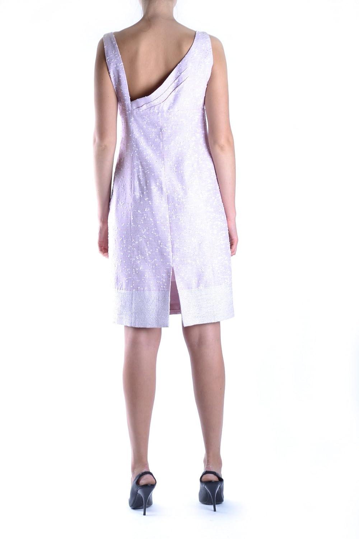 a99d41a325a682 Armani Collezioni Women's Mcbi024132o Purple Polyamide Dress: Amazon.co.uk:  Clothing