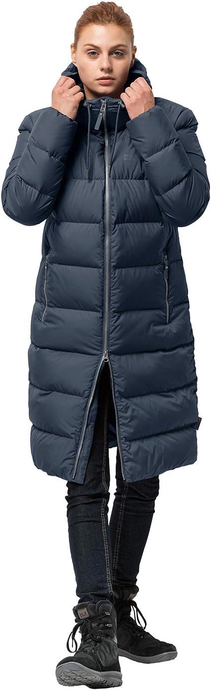Jack Wolfskin Damen Crystal Palace Coat: : Bekleidung