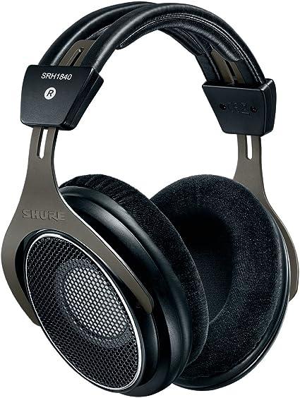 Shure SRH1840 Headphones (Black)