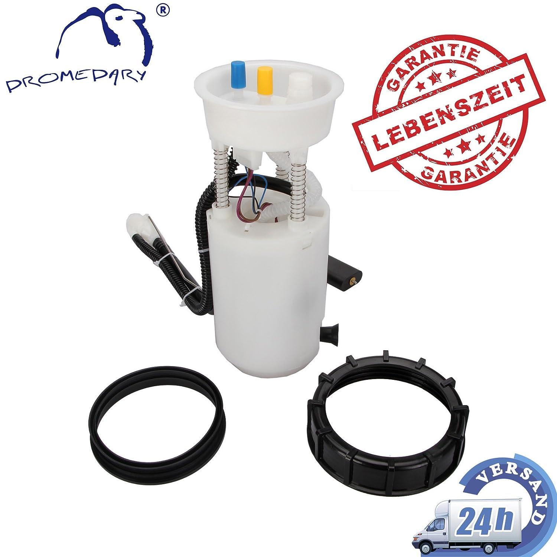 Dromedary 1634703594 Kraftstoff-Fö rdereinheit Kraftstoffpumpe Kraftstoffbehä lter Benzinpumpe