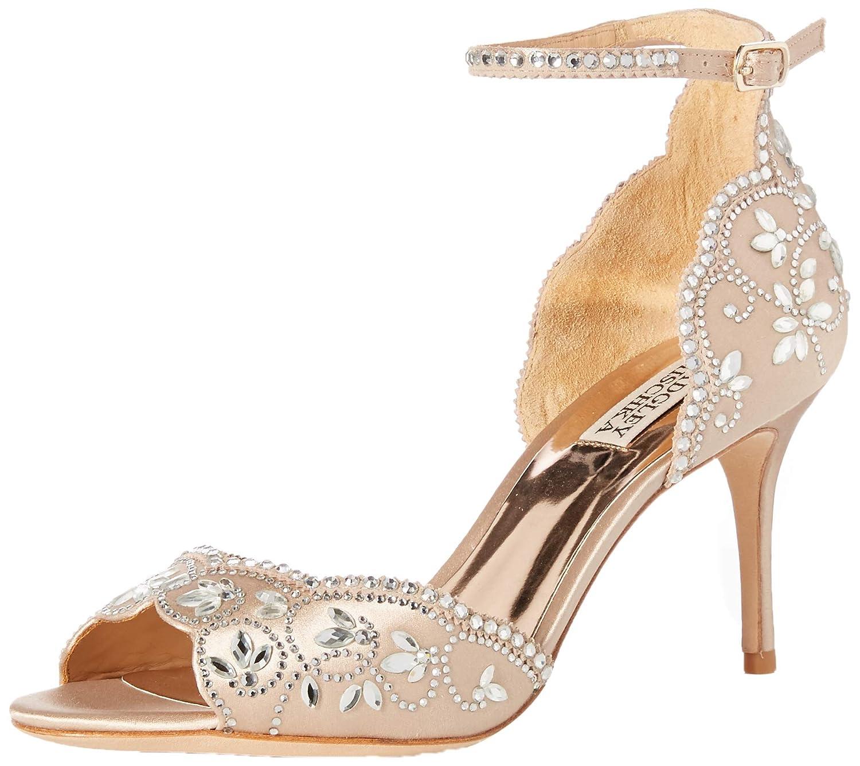 Badgley Mischka Women's Veta Heeled Sandal
