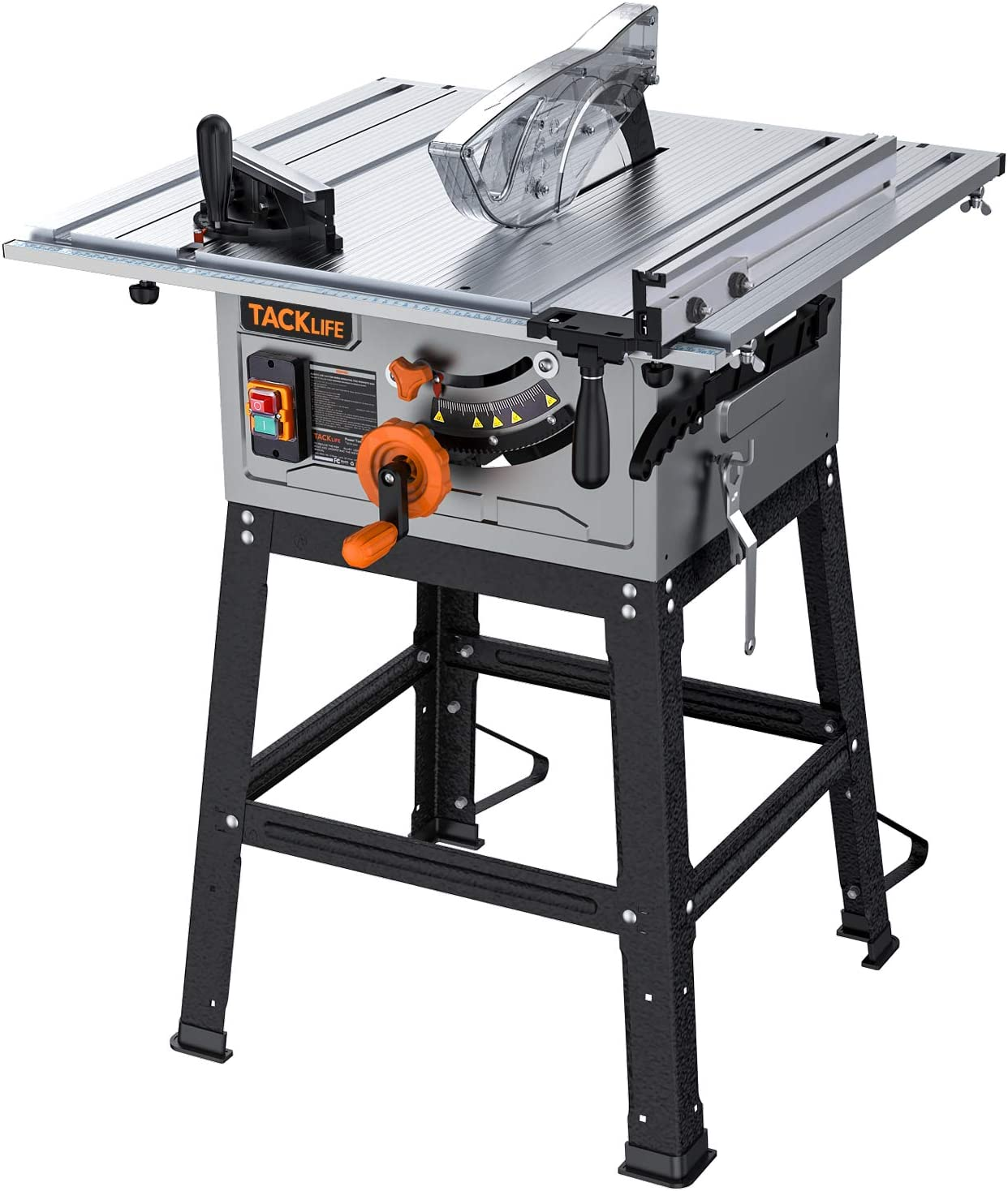 3. Tacklife MTS01A 10-Inch Table Saw