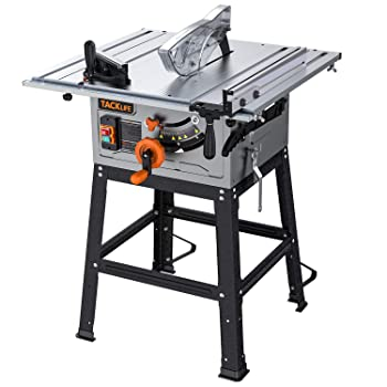 TACKLIFE MTS01A 10-Inch Table Saw