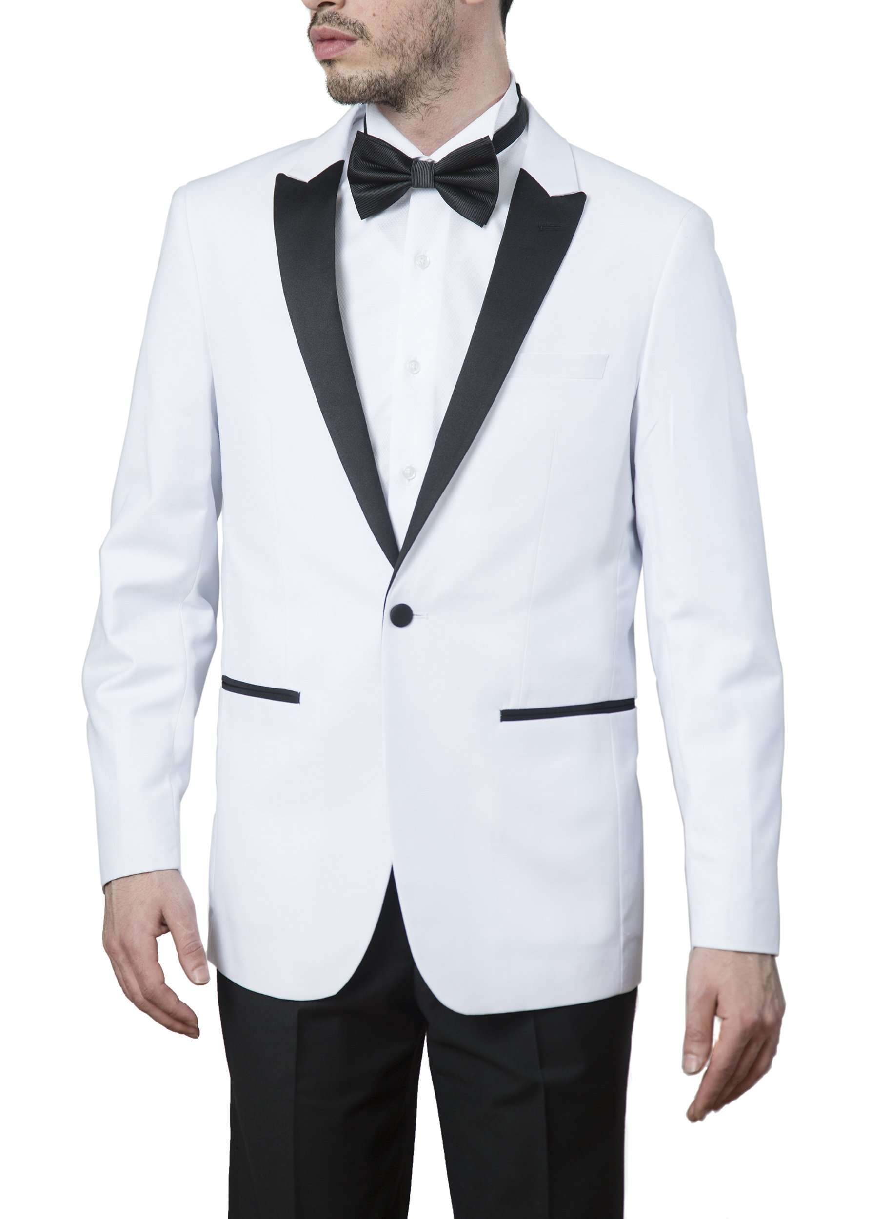 9d083a9278 Giorgio Fiorelli Men s Modern Fit Two-Piece Tuxedo Suit Set - Colors  product image