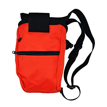 Bolsas de magnesio Escalada tiza bolsas para escalada en roca, levantamiento de pesas, para