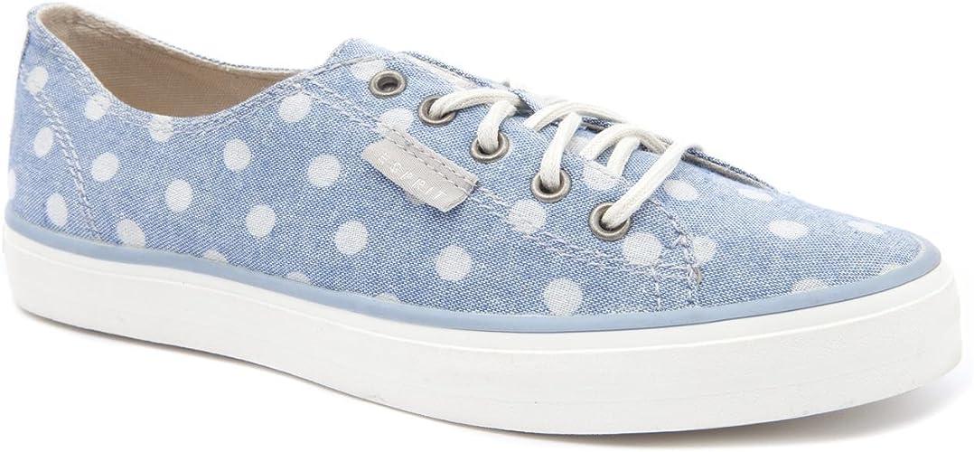 ESPRIT Ladies Sophy Dots lu Blue Canvas