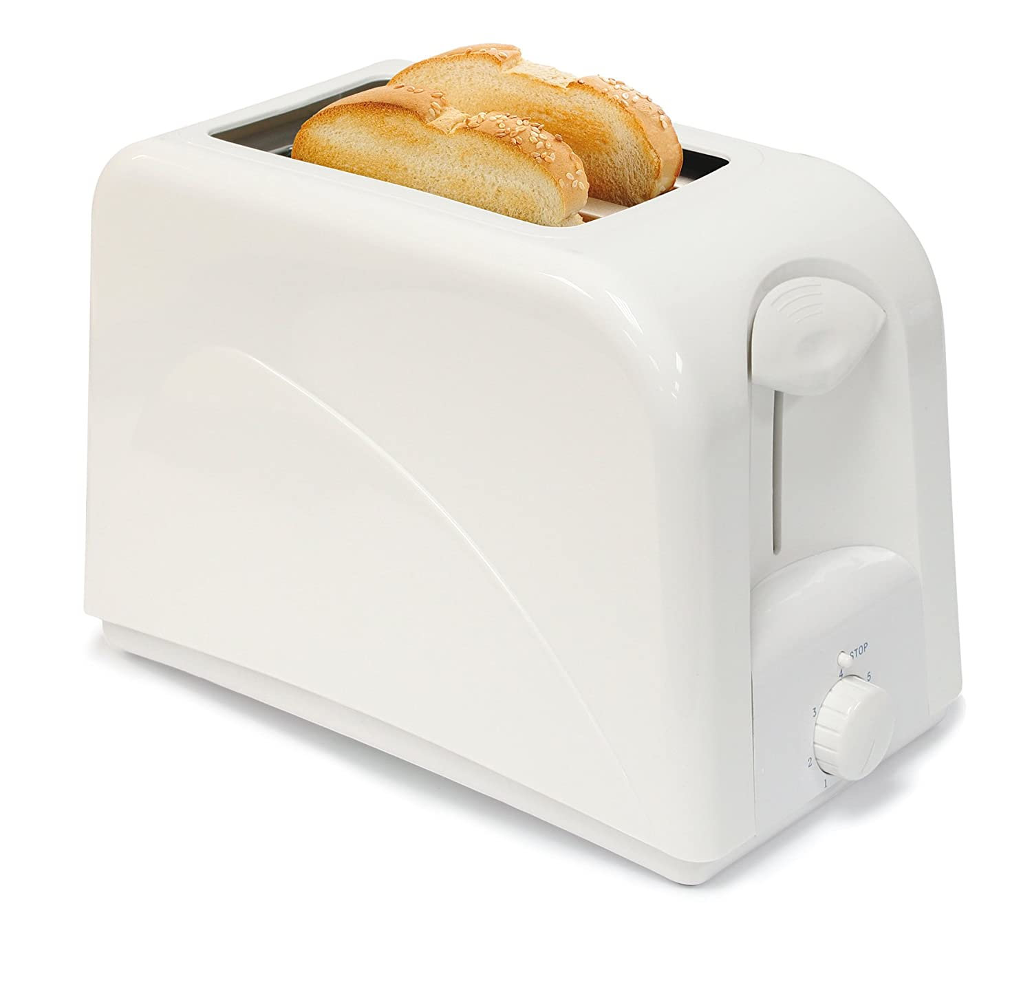 Continental Electric 2 Slide Cool Touch Toaster