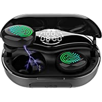 Peatop Bluetooth 5.0 Earbuds with Charging Case