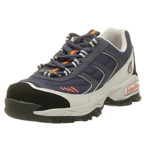 4e3ec970257 Nautilus 1326 ESD No Exposed Metal Safety Toe Athletic Shoe