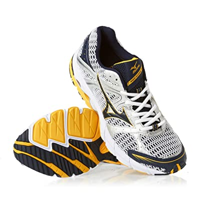 5a516f5762c5 Mizuno Wave Alchemy 12 Running Shoes - 7: Amazon.co.uk: Shoes & Bags