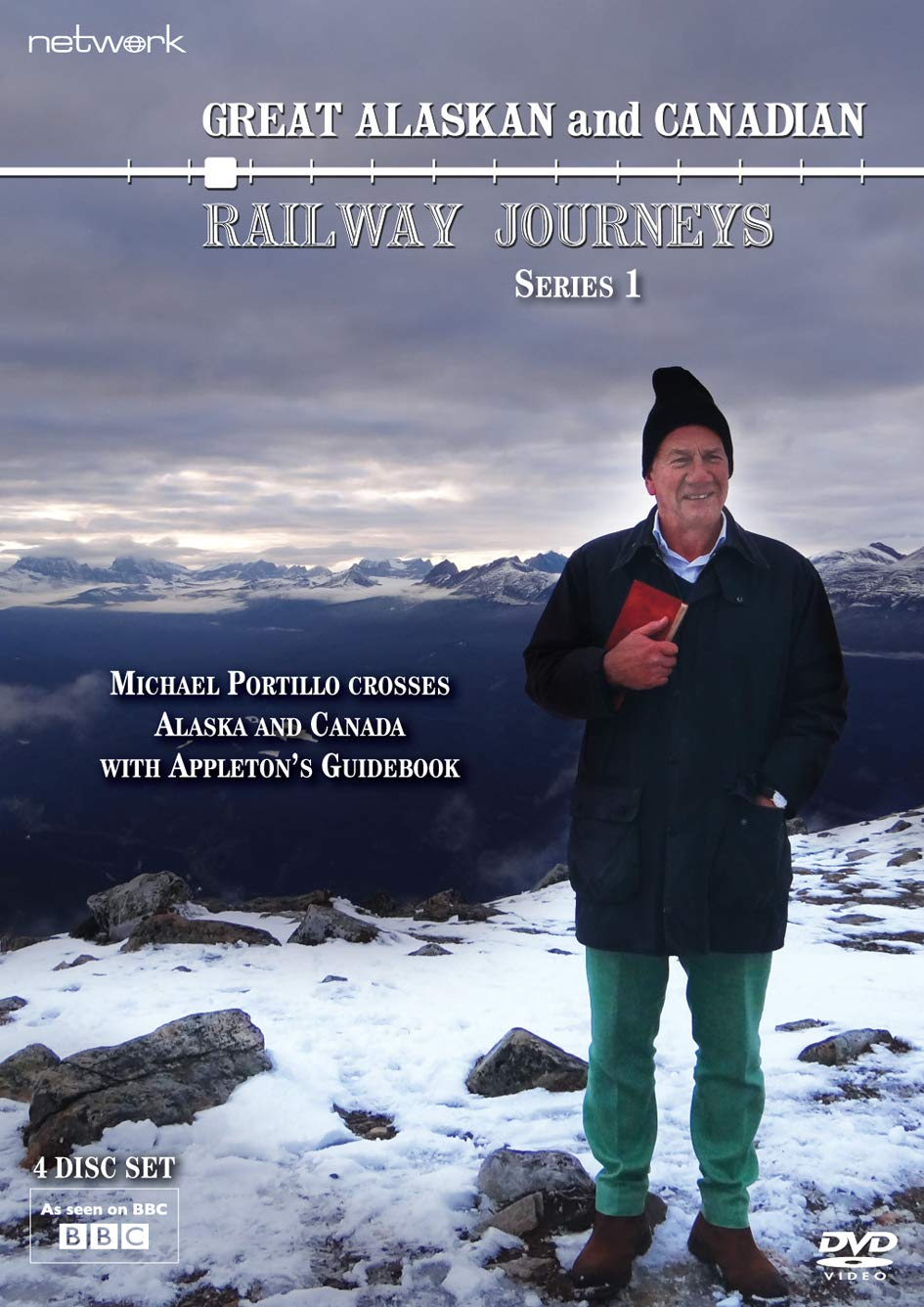 Great Alaskan and Canadian Railway Journeys: Series 1