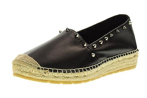 VIDORRETA Alpargatas Zapatos 25853 Negro Talla 36 Negro: Amazon.es: Zapatos y complementos