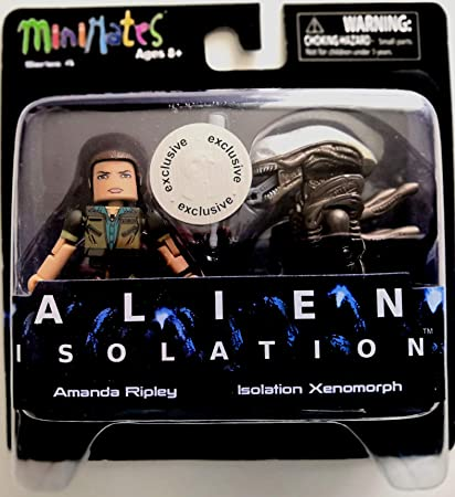 Covenant Movie Minimates Series 1 Daniels /& Goran Xenomorph Alien