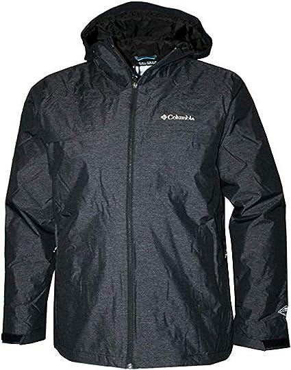 Hombre Columbia Everett Mountain Jacket Chaqueta Impermeable