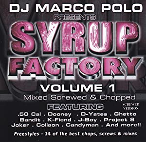 Syrup Factory 1