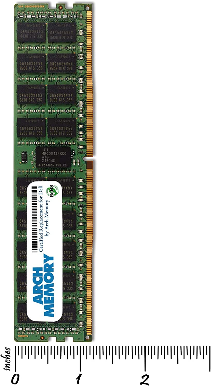 Arch Memory Replacement for Dell SNPTN78YC//32G A9781929 32 GB 288-Pin DDR4 ECC RDIMM Server RAM for PowerEdge M630
