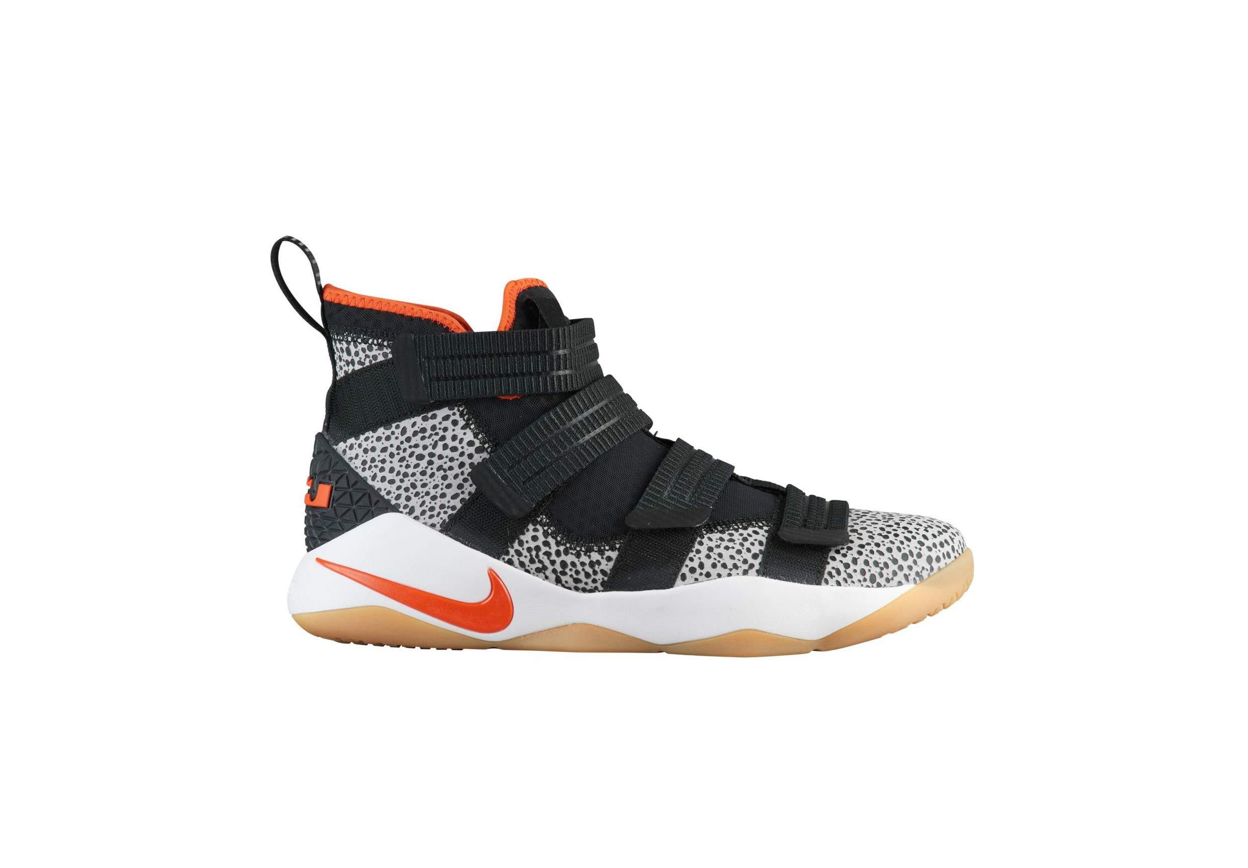 huge discount afff9 3f7ba Galleon - NIKE Lebron Soldier XI SFG Mens Basketball-Shoes 897646-006 12 -  Safari