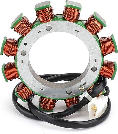 Artudatech Motorrad Magneto Stator Spule Moto Magneto Generator Motor Stator Ladespule Zündgenerator Für Kawasa Ki Mule 2500 2510 4x4 2520 Turf Auto