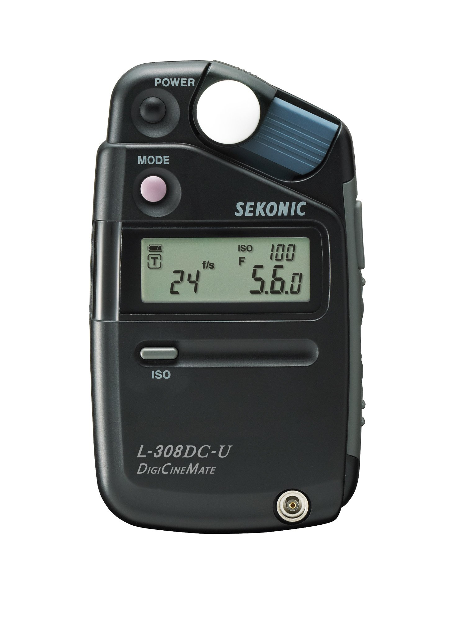New Sekonic L-308DC-U Digicinemate Lightmeter With Exclusive 3-Year Warranty by Sekonic