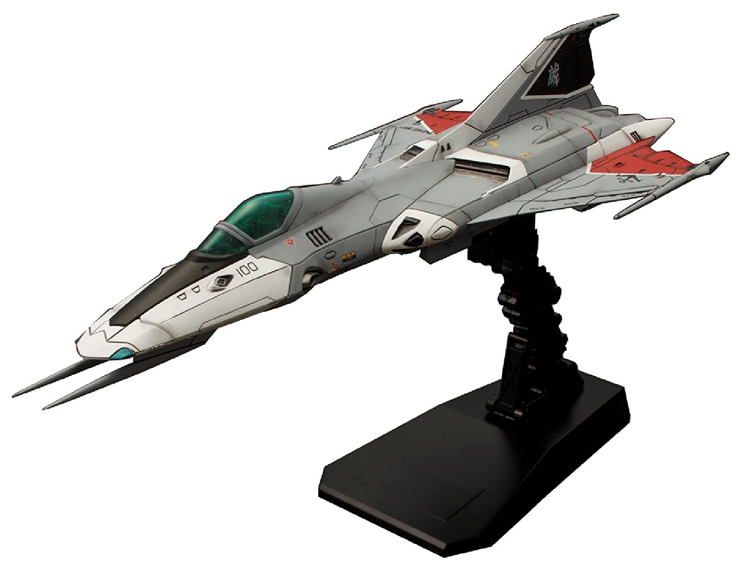 1/72 Type 99 space fighter attack aircraft Cosmo Falcon Kato machine (Space Battleship Yamato 2199) (japan import)