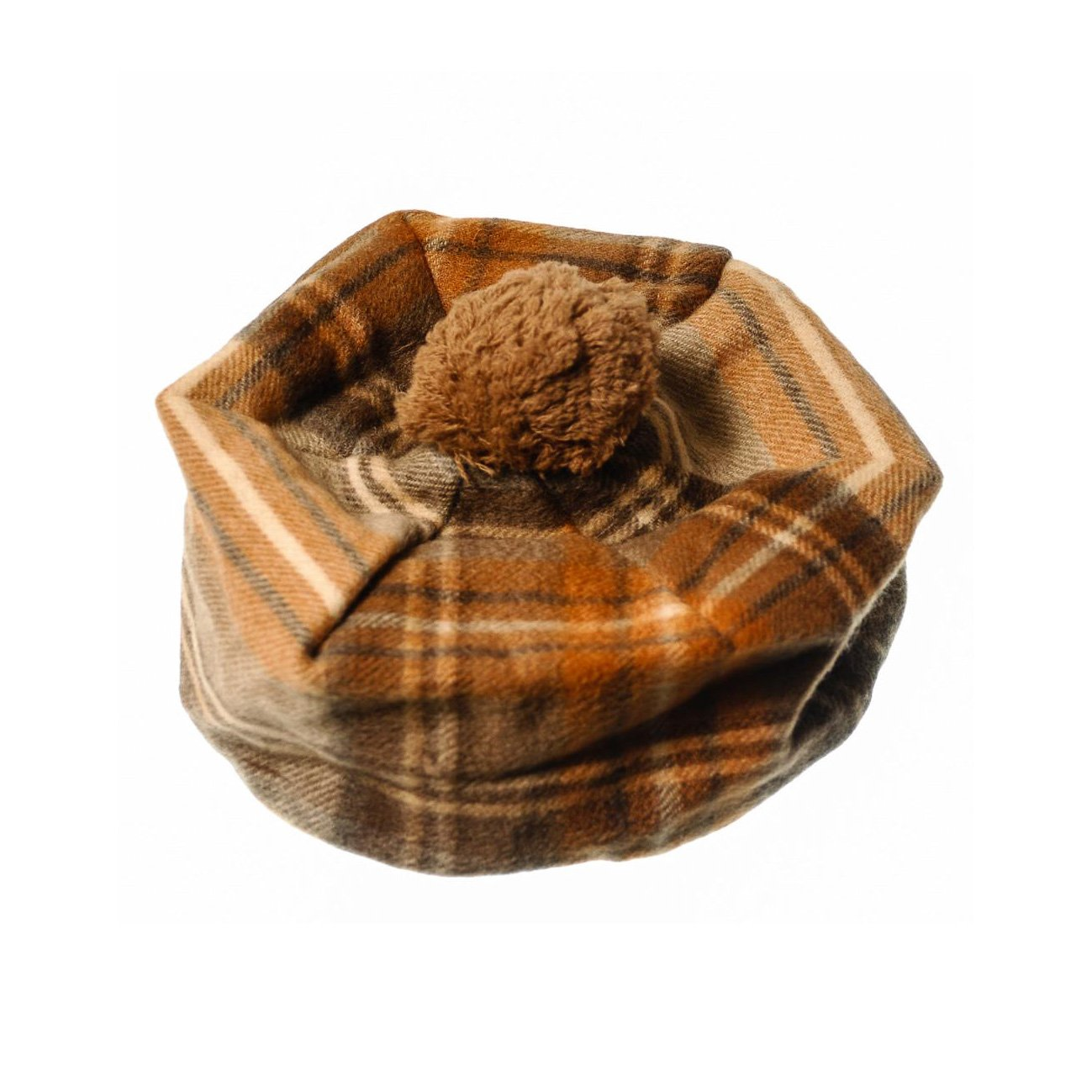 6674e35ccea Edinburgh 100% Lambswool Scottish Tartan Classic Tammy Hat Stewart Natural  Dress (One Size)  Amazon.co.uk  Clothing
