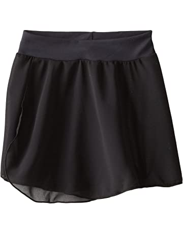 a4aca59cbe Capezio Girls' Tactel Collection Pull-On Skirt