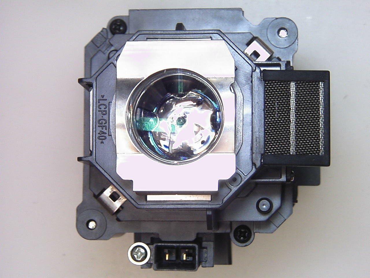 Diamond Lamp for EPSON EB-G5600 Projector with a Ushio bulb inside housing