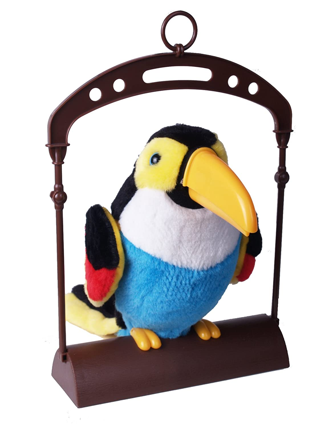 Animated Talking Toucan ATTO (styles and colours may vary)