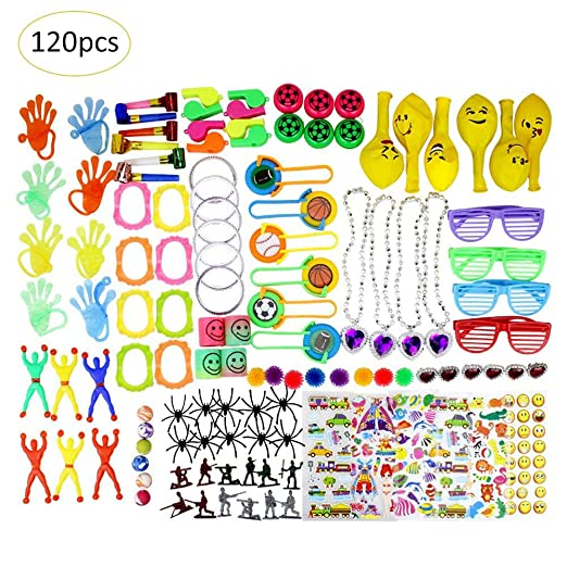 Beimaji Trade - Juego de 120 Piezas de Juguete para niños ...