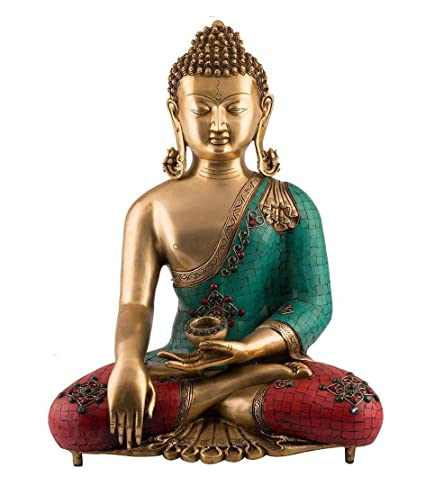 Image result for buddha bronze sculpture in india