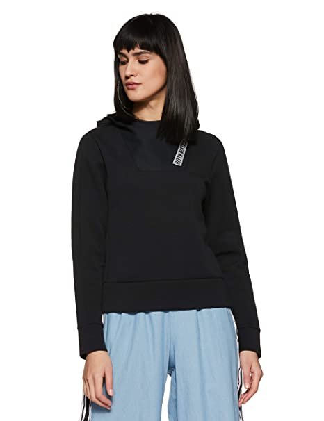 7a41177e4c69 Calvin Klein Performance Tech Sweat Stretch Slim Fit Pullover with Hood   Amazon.in  Clothing   Accessories