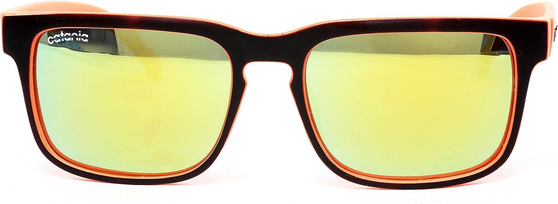 Catania Occhiali Gafas de Sol Polarizadas - UV400 (100% UVA UVB) - Incluye Funda y Toallita de Limpieza