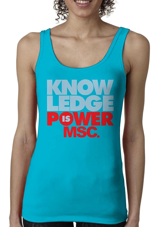 Prince EA Women's Knowledge Is Power Tank-top