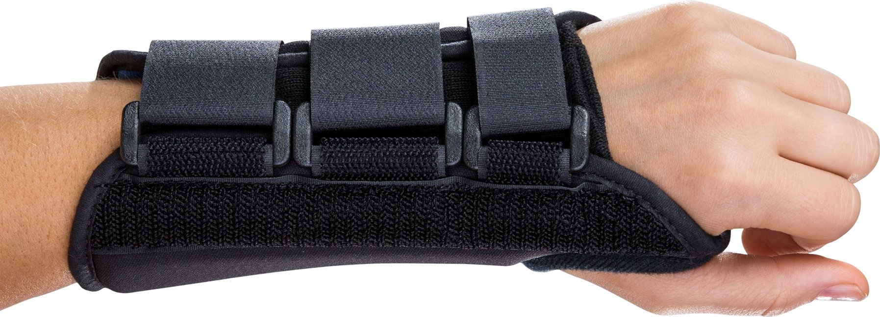 DonJoy DJ Orthodics ProCare ComfortFORM Wrist Support Brace: Left Hand, Medium