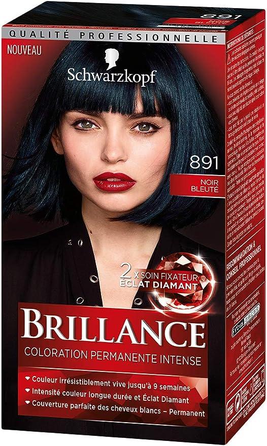 Schwarzkopf Brillance Coloration Permanente Intense Eclat De