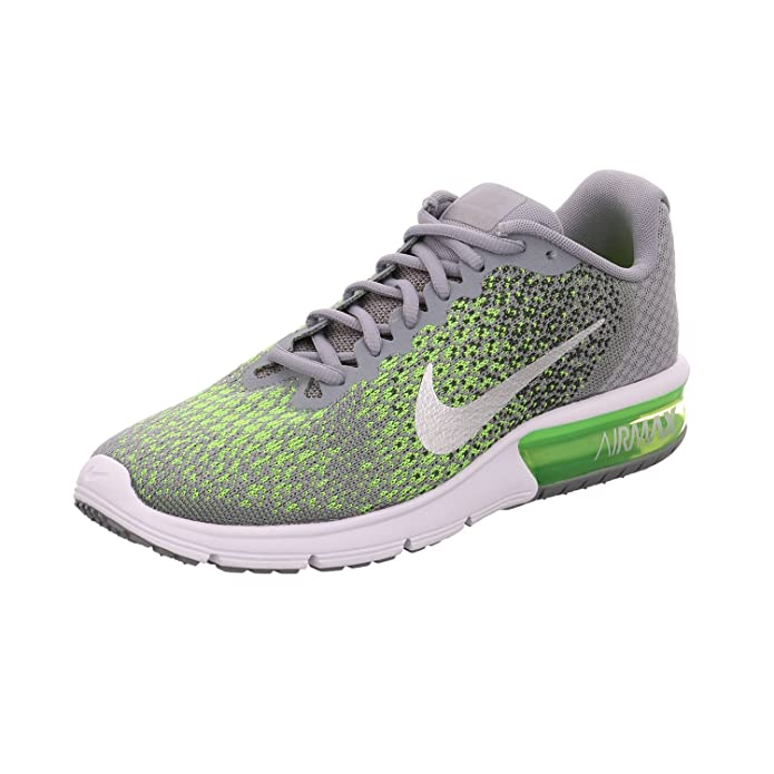 save off a0c06 41897 Nike Air Max Sequent 2, Chaussures de Running Homme  Amazon.fr  Sports et  Loisirs