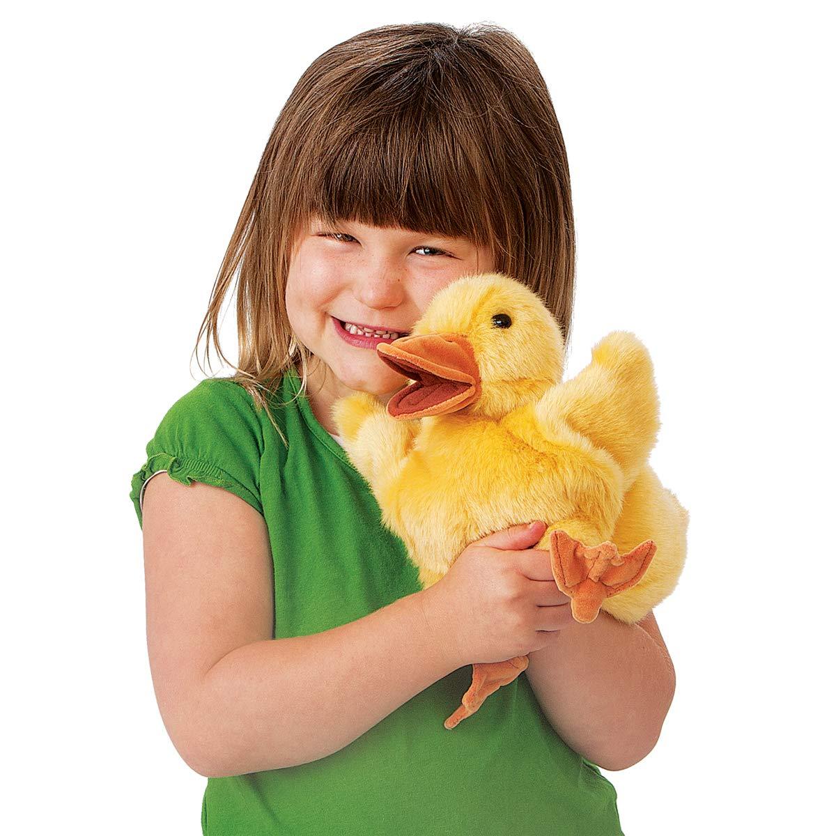 Folkmanis Duckling Hand Puppet