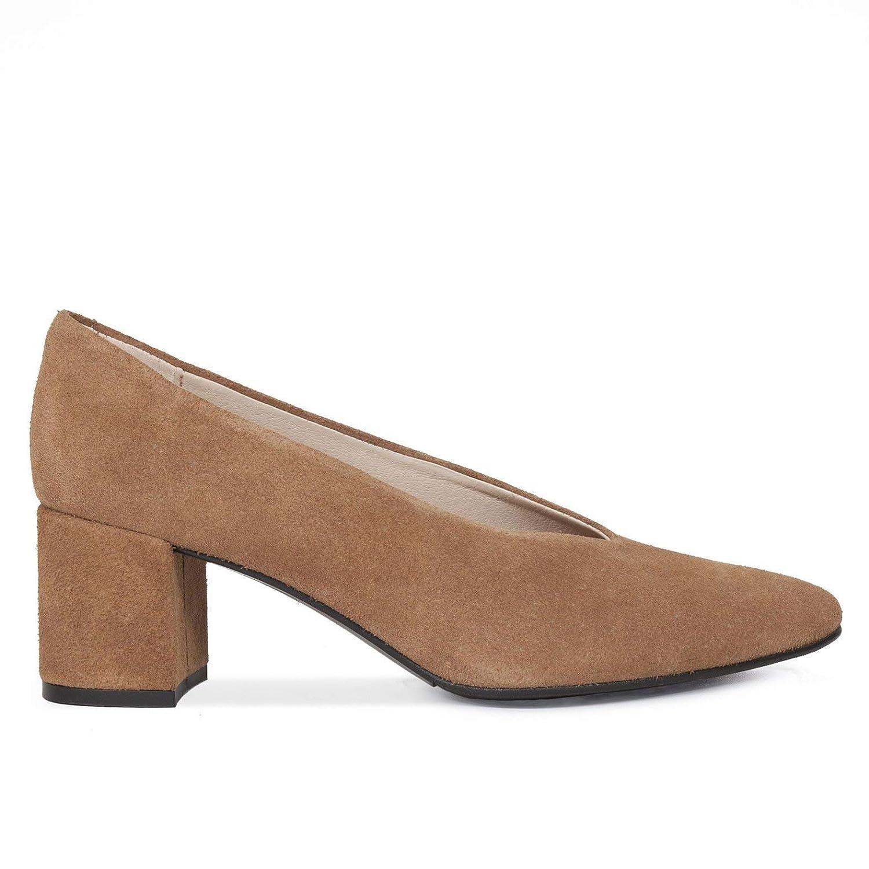 Zapatos Salón. Zapatos Piel Mujer Hechos EN ESPAÑA. Zapatos Tacón Cuero. Zapato Mimao. Zapatos Mujer Tacón. Zapatos Mujer Fiesta. Zapato Cómodo Mujer con Plantilla Confort Gel
