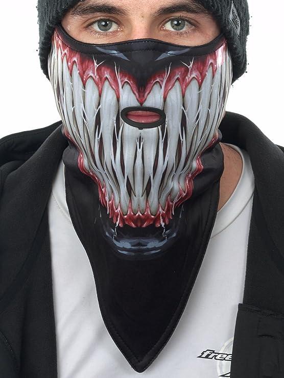 Venom terquedad MASCARA, color - Venom, tamaño M-L: Amazon.es: Deportes y aire libre