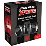 Star Wars X-Wing 2nd Edition Miniatures Game Fury of The First Order Expansion Pack   Strategy Game for Adults and Teens…