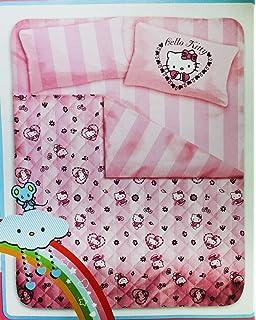 Piumone Hello Kitty 1 Piazza E Mezza.Hello Kitty Copriletto Trapuntato 1 Piazza E Mezza 220x270 Amazon