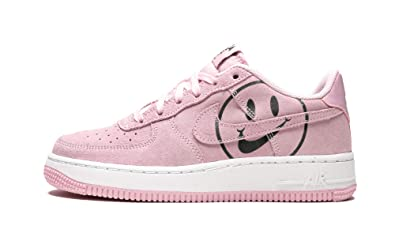 a3872fdbd8025 Amazon.com | Nike Air Force 1 LV8 2 GS Kids Pink 'Have A Day' AV0742 ...
