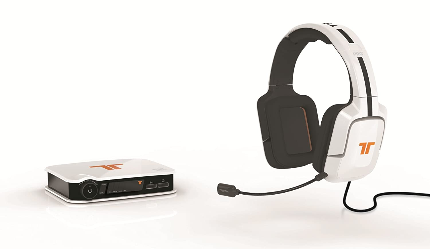Tritton AX PRO Plus - Auriculares Dolby 5.1: Amazon.es ...