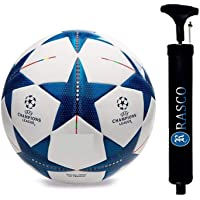 Combo Blue Star Football with AIR Pump