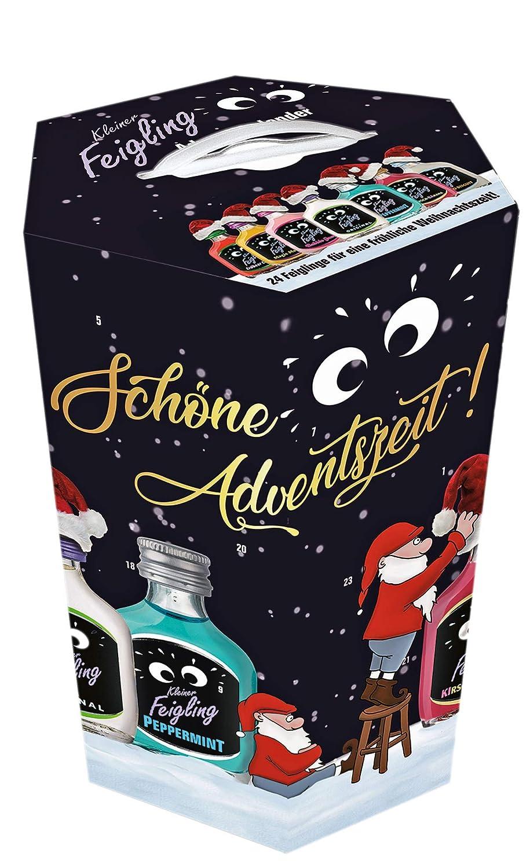 Kleiner Weihnachtskalender.Kleiner Feigling Adventskalender 24 X 0 02 L ø17 08 Vol Amazon