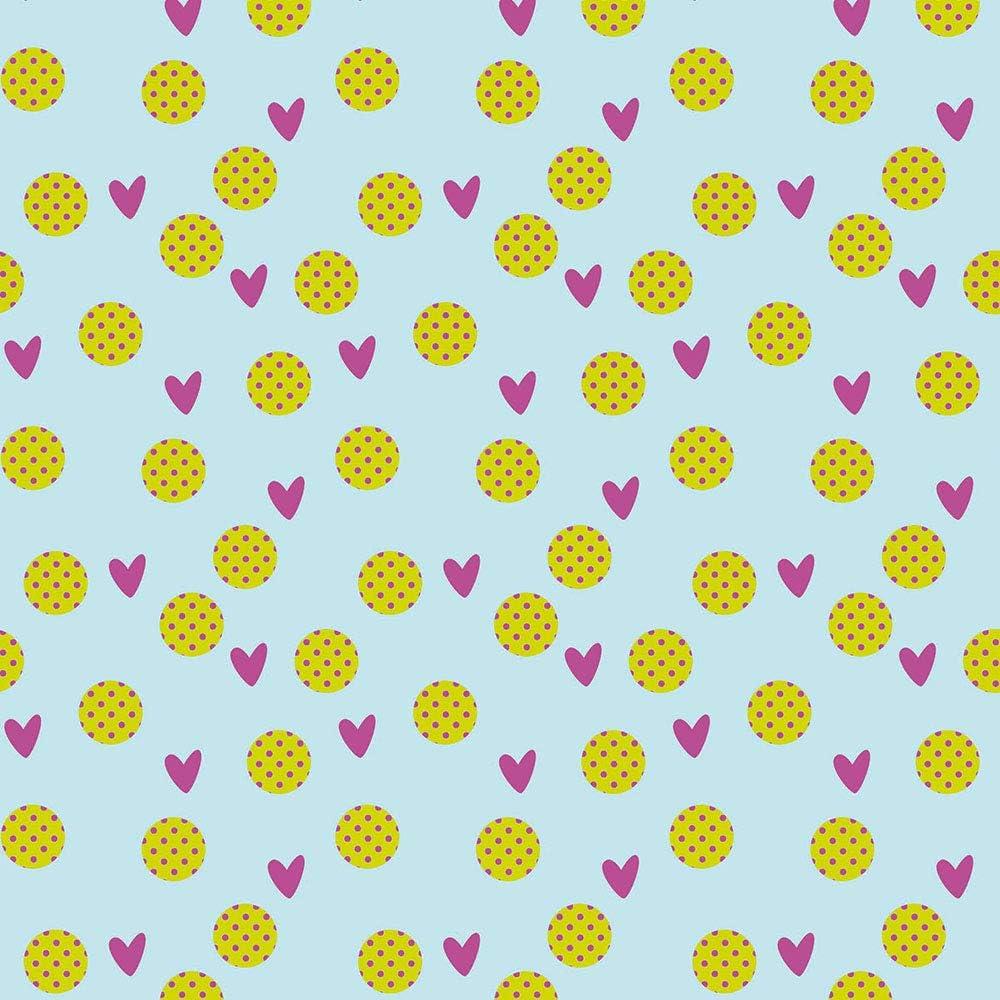 One Size Easter Bunnies unterschiedliche Vorder- /& R/ückseite - glattes Finish Mehrfarbig MarpaJansen 308.567-00 Motivpapier - DIN A4, 8 Bogen, 300 g//m/²