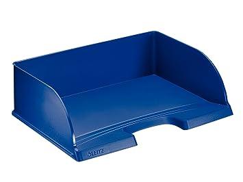 le dernier e0e51 d73a8 Leitz 52190035 Polystyrene Bleu bac de rangement de bureau ...