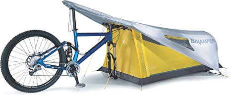 Topeak Bikamper - Tienda de campaña para Bicicleta: Amazon.es ...