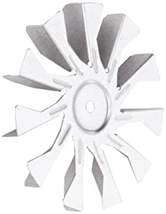 Frigidaire 318398302 Fan Blade Unit