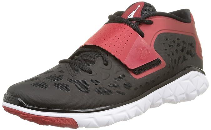 best service 0bdf2 02e20 Nike Jordan Flight Flex Trainer 2, Baskets Hautes Homme  Amazon.fr   Chaussures et Sacs